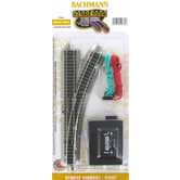 N Scale Right Remote Turnout E-Z Track System